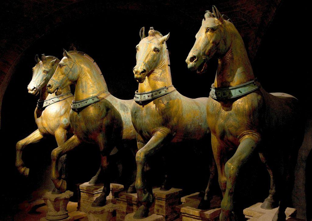 Napoleon hatte ein Faible für teure Pferde.