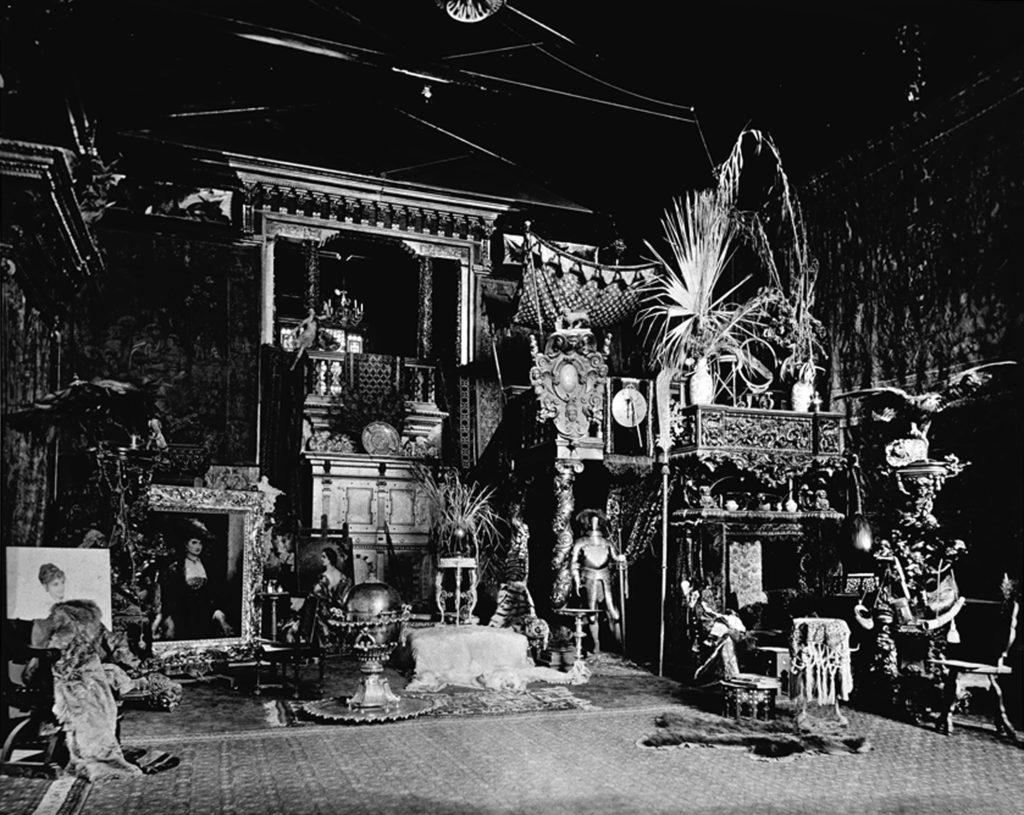 Atelier Hans Makart – wirkte auf manche wie eine Theaterkulisse, auf andere wie ein Trödelladen.