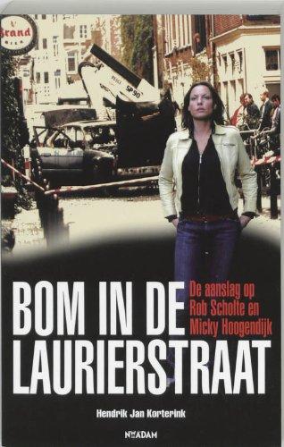 Korterinks Buch über den Anschlag auf Rob Scholte