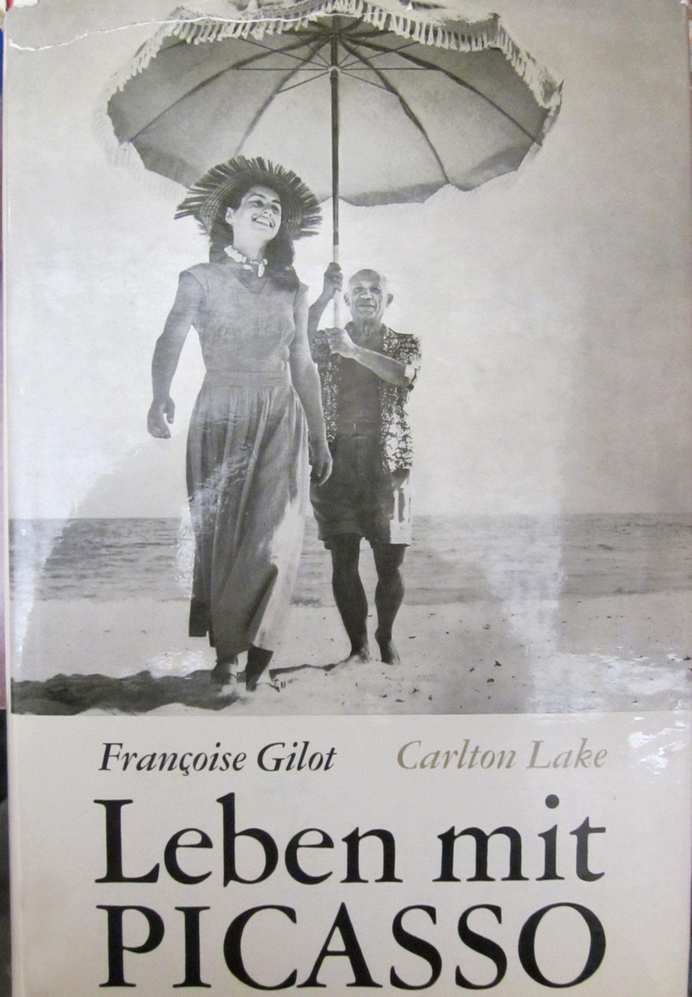 Mein Leben mit Picasso - Françoise Gilot