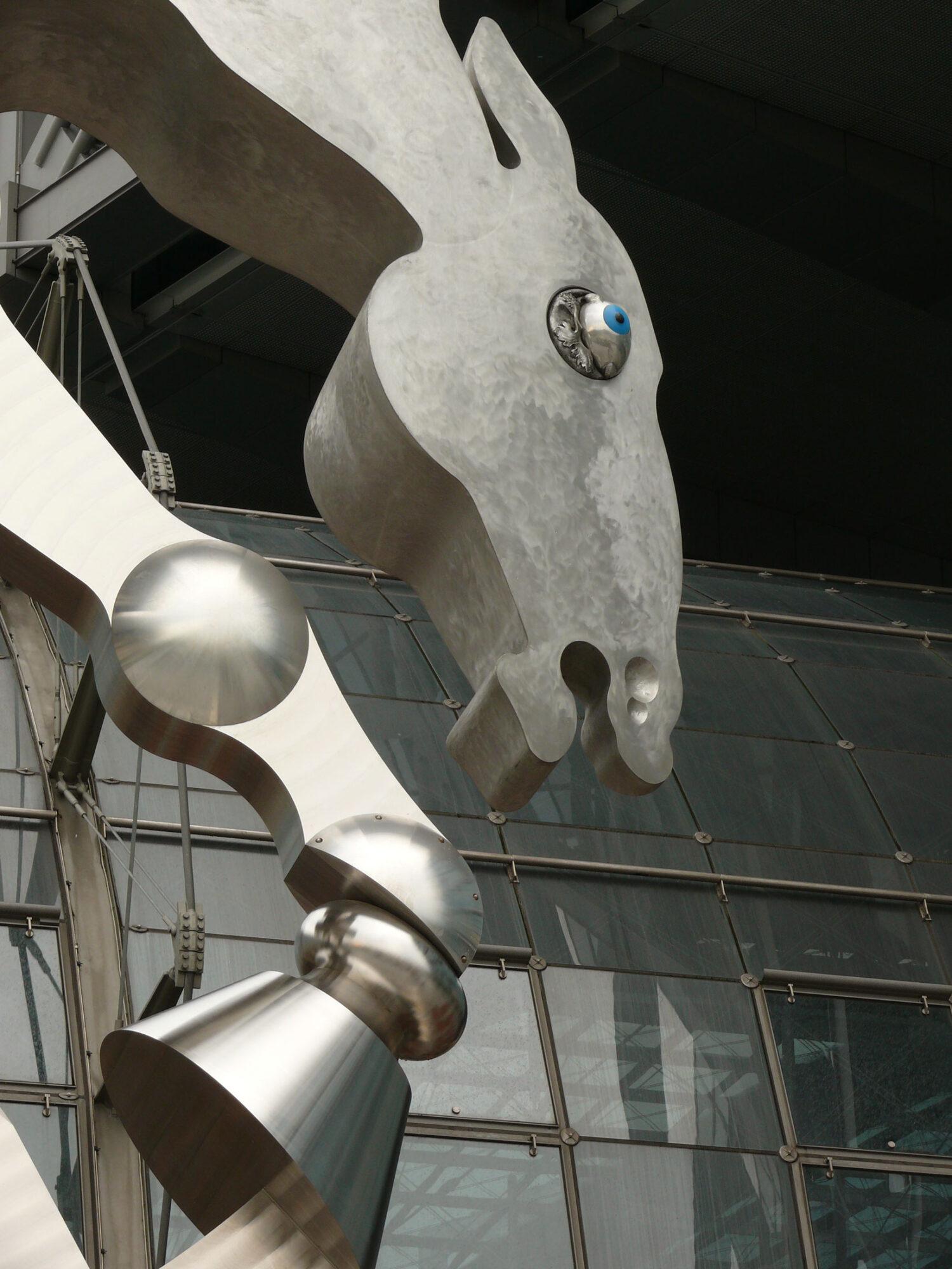 Deutsche Bahn Kunst im öffentlichen oder halböffentlichen Raum