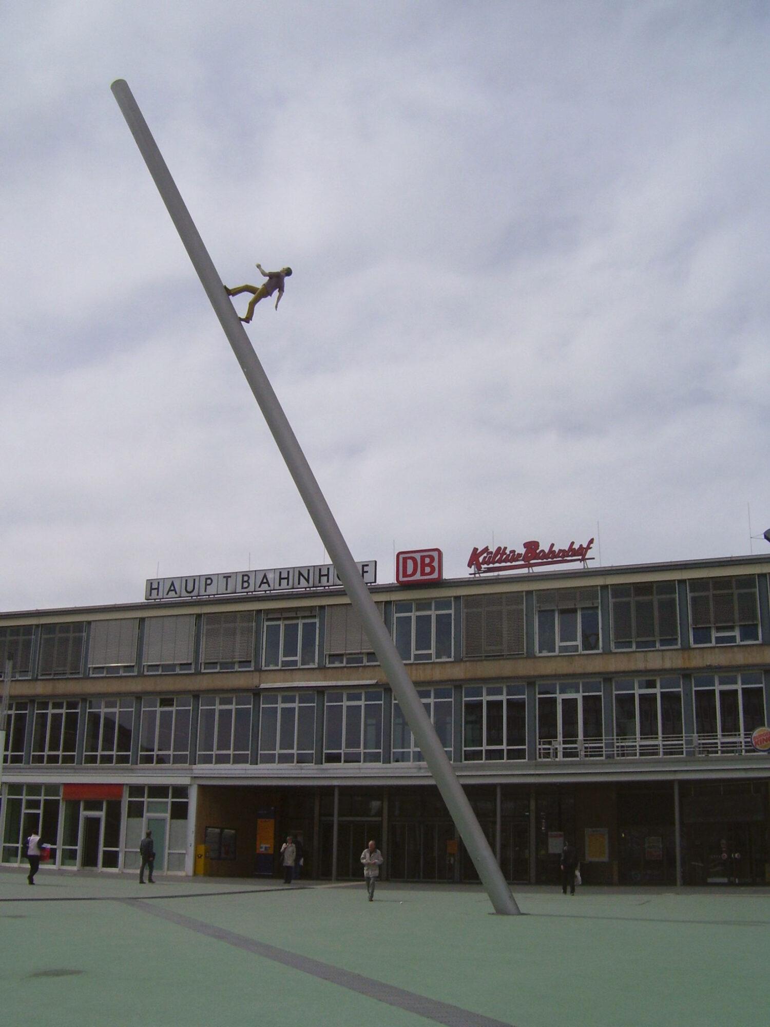 Reizthema Kunst im öffentlichen Raum -Beispiel Kassel