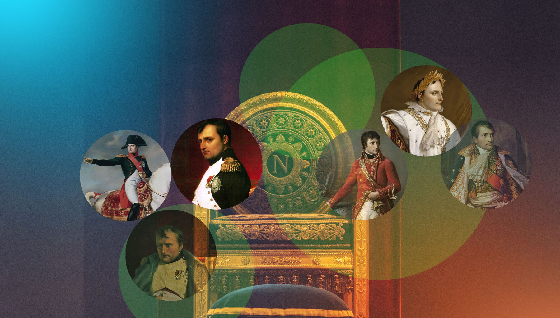 Die vielen Facetten Napoleons