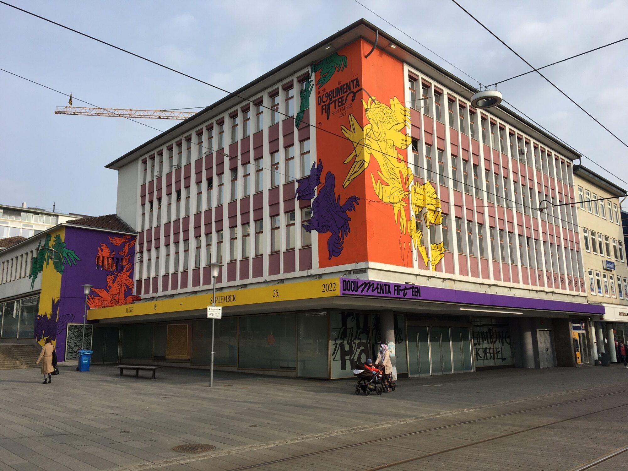 Ruruhaus März 2021. Foto: Christian Saehrendt