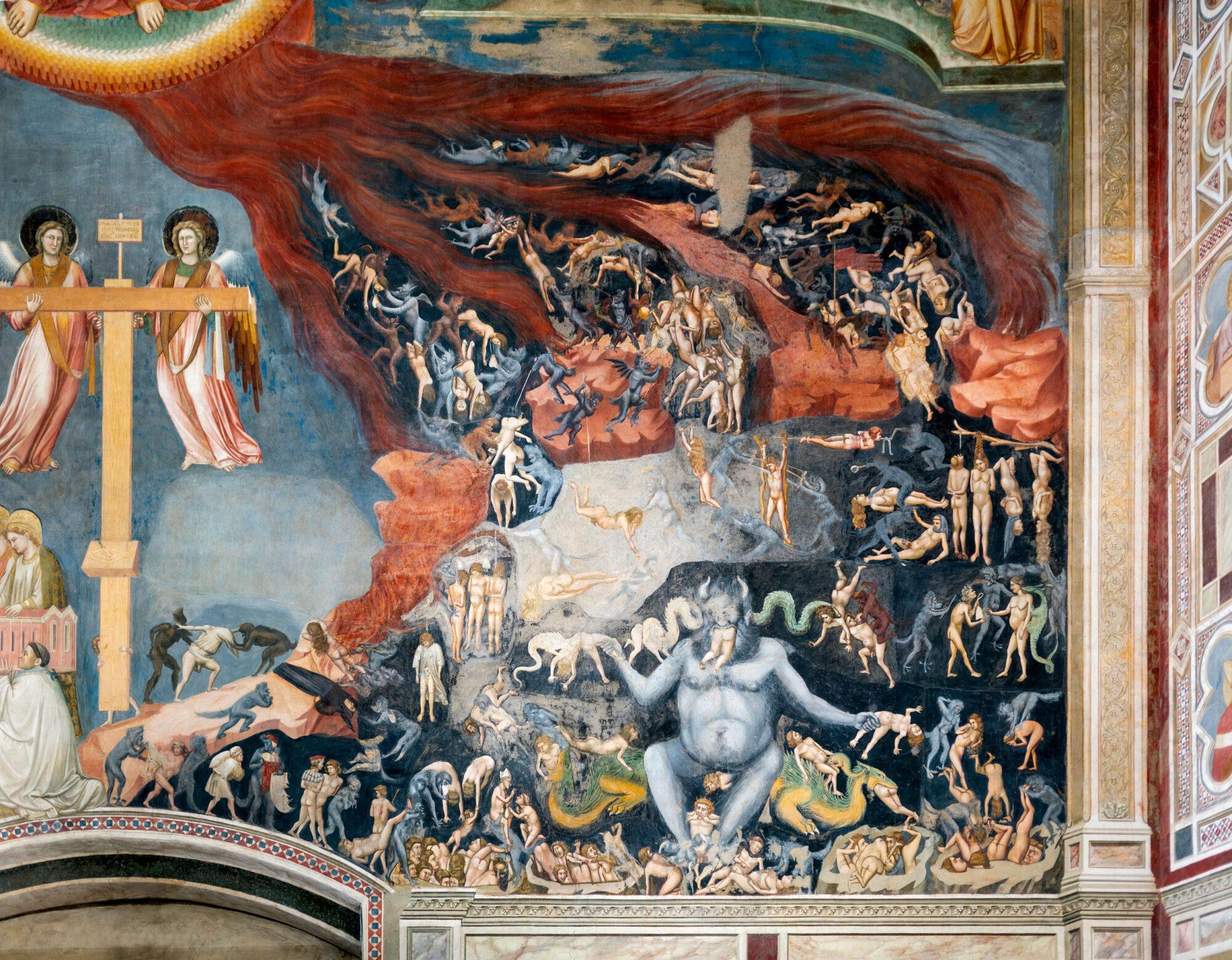 Giottos Fegefeuer