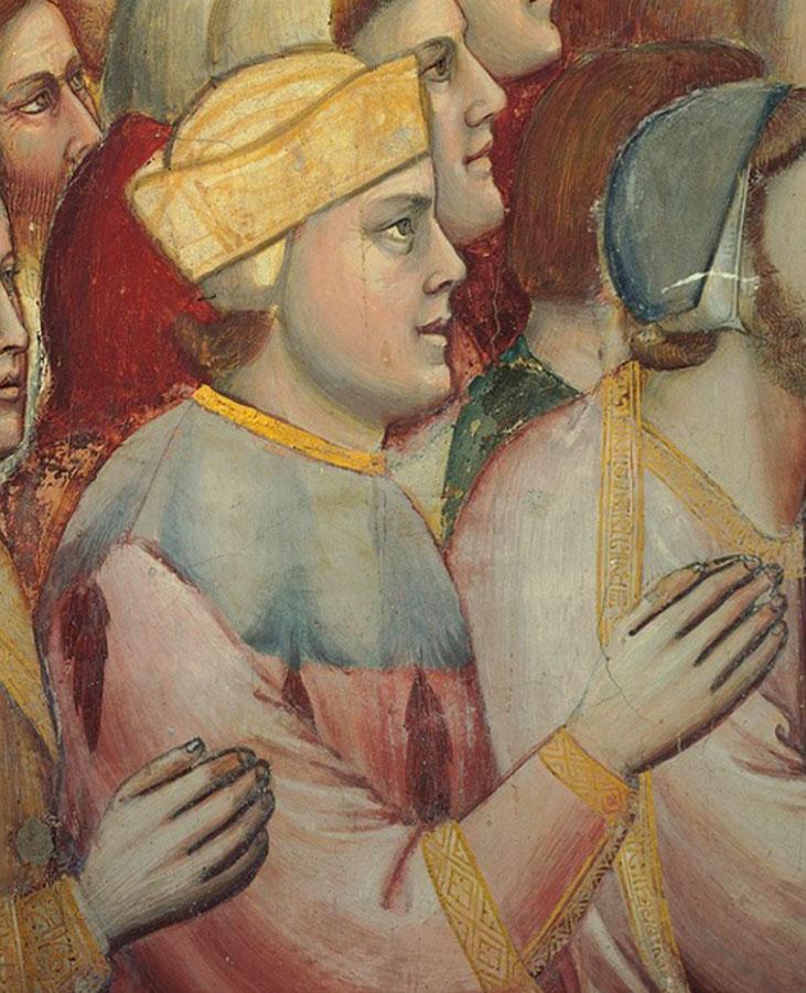 Giotto Selbstportrait